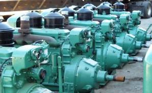 Triple M Equipment used diesel power units irrigation water